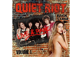 Quiet Riot - Live & Rare Vol.1 [CD]