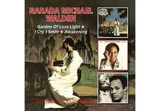 Narada Michael Walden - Garden Of Love Light/I Cry, I Smile/Awakening - (CD)