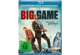 Big Game - (Blu-ray)