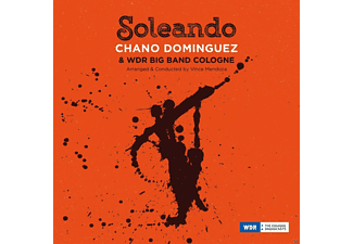 Chano/wdr Big Band Cologne Dominguez - Soleando - (CD)