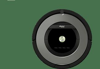 IROBOT Roomba 866, Rund, Schwarz/Anthrazit