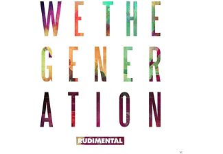 Rudimental We The Generation (Deluxe Version) CD