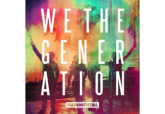 Rudimental - We The Generation - (Vinyl)