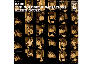 Glenn Gould - Goldberg Variations (1955 Version) - (CD)