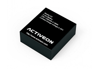 ACTIVEON Rechargable Battery (CX)