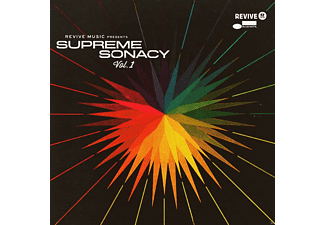 VARIOUS - Revive Music presents Supreme Sonacy Vol.1 [CD]