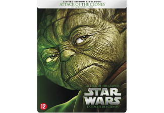 Star Wars II: Attack Of The Clones (Steelbook) | Blu-ray