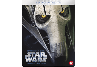 Star Wars III: Revenge Of The Sith (Steelbook) | Blu-ray