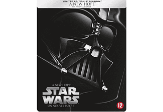 Star Wars IV: A New Hope (Steelbook) | Blu-ray