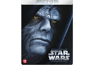 Star Wars VI: Return Of The Jedi (Steelbook) | Blu-ray