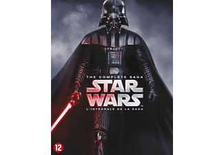 Star Wars - The Complete Saga | Blu-ray