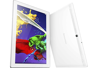 "LENOVO TAB 2 A10-70 White 10.1""/ Quad-Core 1.5 GHz/ 16GB/ WiFi - (ZA000054BG)"