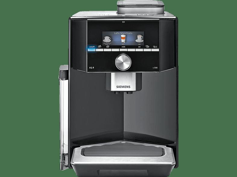 siemens kaffeevollautomat ti de eq 9 scheibenmahlwerk