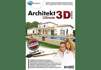 architekt 3d x5 ultimate multimedia mediamarkt. Black Bedroom Furniture Sets. Home Design Ideas