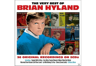 Brian Hyland - Very Best Of - (CD)