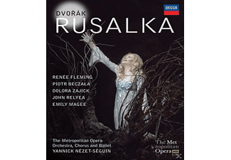 Renée Fleming - Rusalka [Blu-ray]