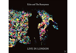 Echo & The Bunnymen - Live In London - (Vinyl)