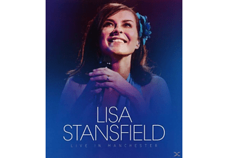 Lisa Stansfield - Live In Manchester [Blu-ray]