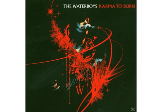 The Waterboys - Karma To Burn - (CD)