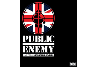 Public Enemy - Live from Metropolis Studios [Vinyl]