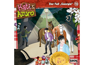 "Kati & Azuro - 10/Der Fall ""georgie"" - (CD)"