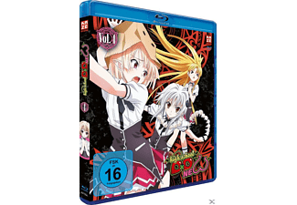 Highschool DxD New - Vol. 4 - (Blu-ray)