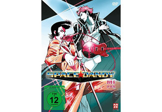 006 - Space Dandy [DVD]