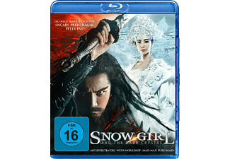 Snow Girl and the Dark Crystal - (Blu-ray)