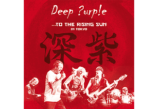 Deep Purple - To the Rising Sun - In Tokyo (CD + DVD)
