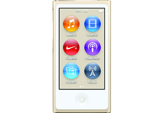 APPLE iPod nano 16GB Glod - (MKMX2QB/A)