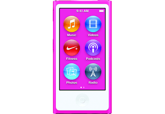 APPLE iPod nano 16GB Pink - (MKMV2QB/A)