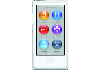 APPLE iPod nano 16GB Silver - (MKN22QB/A)