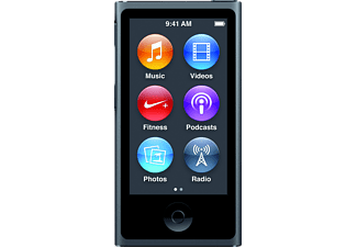 APPLE iPod nano 16GB Space Gray - (MKN52QB/A)