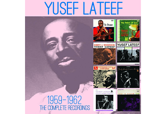 Yusuf Lateef - The Complete Recordings 1959-1962 [CD]