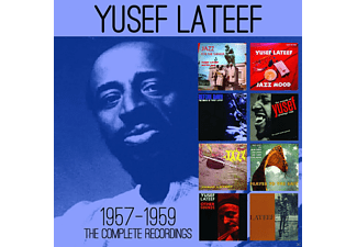 Yusuf Lateef - The Complete Recordings 1957-1959 [CD]