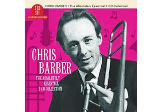 Chris Barber - Absolutely Essential - (CD)