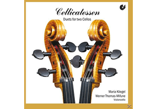 VARIOUS - Cellicatessen - Duets For Two Cellos [CD]