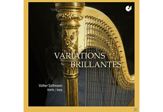 Volker Sellmann - Variations Brillantes [CD]