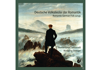 Konzertchor Darmstadt - Romantic German Folk Songs - (CD)