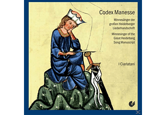 I Ciarlatani - Codex Manesse-Minnesänger Der Grossen - (CD)
