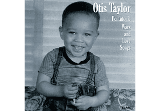 Otis Taylor - PENTATONIC WARS AND LOVE SONGS - (CD)
