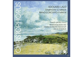 Gross, Toschmakow, Brandenburgisches Staatsorchester Frankfurt - Symphony G Minor/Piano Concerto F M [CD]