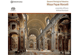 Ensemble Officium - Missa Papae Marcelli - (CD)