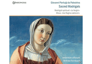 Wilfried/ensemble Officium Rombach - Palestrina: Madrigali Spirituali 'le Vergini' / Missa 'ave R - (CD)