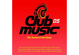 VARIOUS - Club Music 05 [CD]