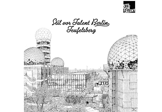 VARIOUS - Stil Vor Talent Berlin-Teufelsberg - (CD)