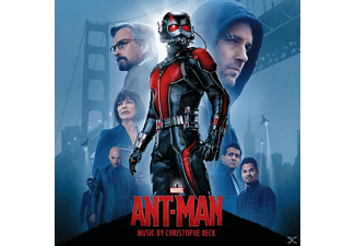 OST/VARIOUS - Ant-Man - (CD)