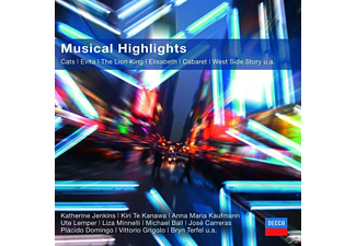 Domingo/Grigolo/Lemper/Terfel/+ - Musical Highlights (Cc) - (CD)