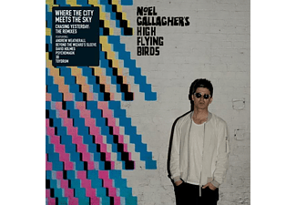 Noel Gallagher's High Flying Birds - Where The City Meets The Sky:Chasing Yesterday: Th - (Vinyl)