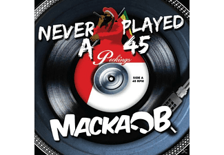 Macka B - Never Played A 45 - (CD)